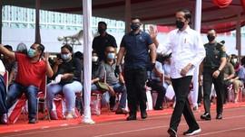 Jokowi: Tinggallah di Rumah Jika Tak Ada Kebutuhan Mendesak