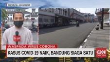 VIDEO: Kasus Covid-19 Naik, Bandung Siaga Satu