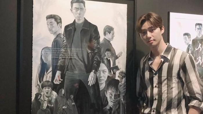 Gabung 'The Marvels', Ini 5 Aksi Laga Park Seo Joon di Drama Korea yang Seru dan Menegangkan