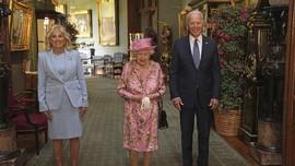 Makna Gaun Ratu Elizabeth II Diduga Persembahan untuk Lilibet