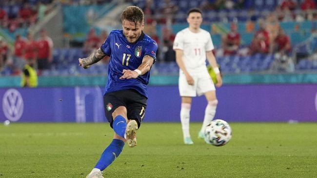 Gol-gol terbaik di matchday kedua Euro 2020 (Euro 2021) di antaranya dicetak Ciro Immobile, Kevin de Bruyne, dan Antoine Griezmann.