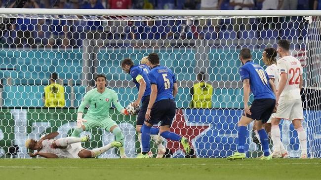 5 Tim Paling Banyak Buang Peluang di Euro 2020