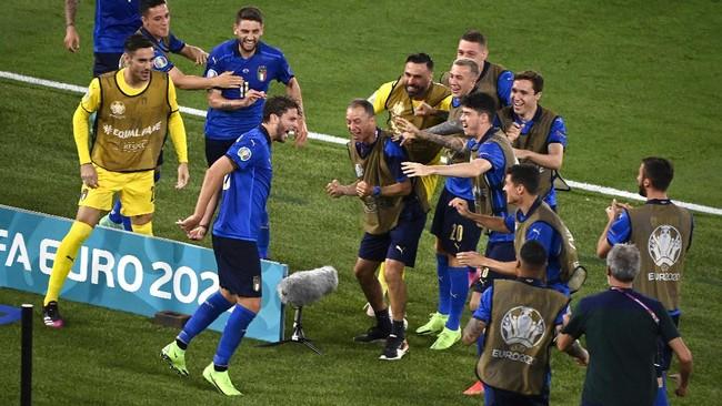 Italia vs Wales: Gli Azzurri Mengejar Kesempurnaan di Euro