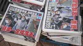 Kantor Media Hong Kong Digerebek Polisi, Pemred Ditahan