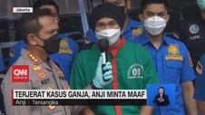 VIDEO: Terjerat Kasus Ganja, Anji Minta Maaf