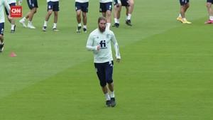 VIDEO: Ramos Hengkang dari Madrid dengan Bebas Transfer
