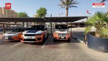 VIDEO: Dubai Buka Kursus Nyetir Mobil Mewah Khusus Orang Kaya