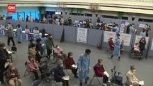 VIDEO: 25 Persen Penduduk Korsel Sudah Divaksin Covid-19