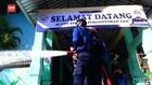 VIDEO: 400 Sekolah di Makassar Disemprot Desinfektan
