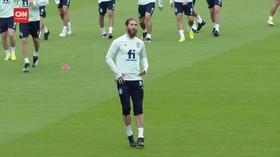VIDEO: Sergio Ramos Resmi Tinggalkan Real Madrid
