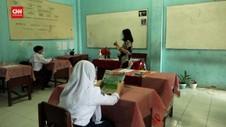 VIDEO: SMP di Medan Ujicoba Belajar Tatap Muka hari Ini