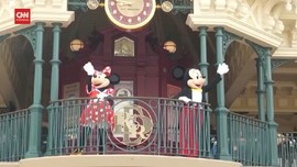VIDEO: Disneyland Paris Kembali Dibuka