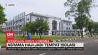 VIDEO: Asrama Haji Jadi Tempat Isolasi