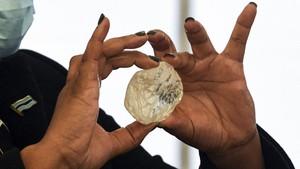FOTO: Kilau Berlian Terbesar Ketiga di Dunia