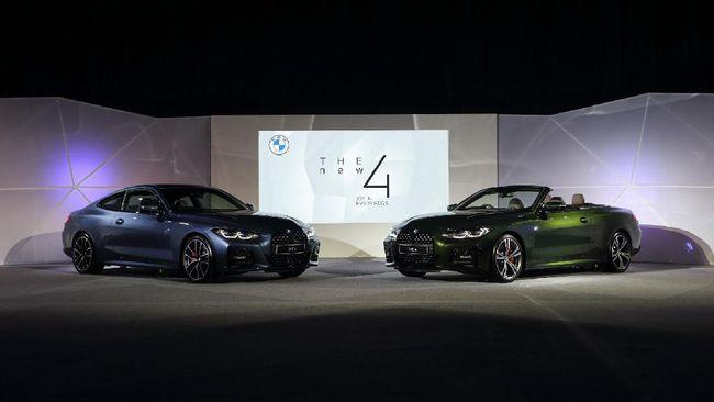 Harga off the road 430i Coupe M Sports Rp1,399 miliar sedangkan 430i Convertible M Sport Rp1,529 miliar.