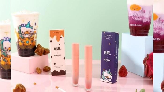 Kumpulan Kolaborasi Unik antara Brand Makeup X Makanan: Support Produk Lokal