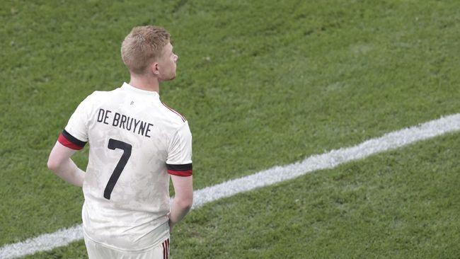 Belgia patut gembira karena bintang-bintang yang mereka miliki di Euro 2020 (Euro 2021) mampu menunjukkan permainan solid sebagai tim.