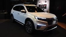 World Premiere All New Honda BR-V di RI