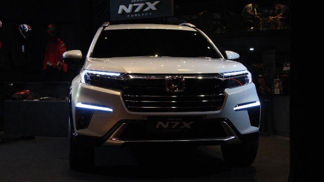 Versi produksi Honda NX7 diduga kuat bakal meluncur pada 21 September di Indonesia, ini bakal menjadi yang pertama di dunia.