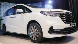 Imbas Setop Produksi, Honda Odyssey Jelang Pensiun di RI