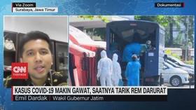 VIDEO: Kasus Covid-19 Makin Gawat, Saatnya Tarik Rem Darurat