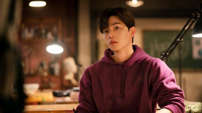 Drama Korea Nevertheless yang dibintangi Song Kang dan Han So-hee mendapat perhatian dari netizen Indonesia.