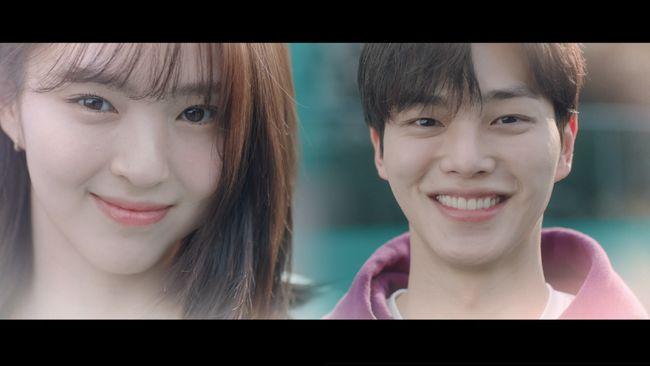 Kedua bintang utama drakor Nevertheles, Song Kang dan Han So-hee menilai Nevertheless berbeda dari drama romantis lainnya.