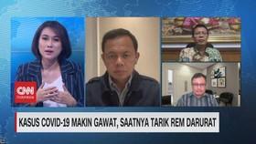 VIDEO: Pemerintah Pusat & Daerah Harus Sinergi Tangani Corona