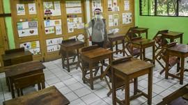 85 Sekolah di Samarinda Siap Belajar Tatap Muka