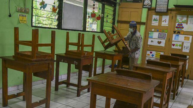 Pemprov DIY membatalkan pembelajaran tatap muka (PTM) yang semula diagendakan pada Juli 2021.