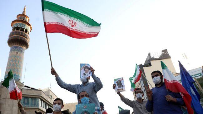 AS mengatakan warga Iran tidak mendapatkan hak dan tempat untuk memilih pemimpin mereka sendiri dalam proses pemilihan yang bebas dan adil.