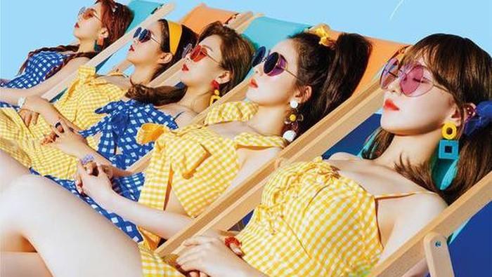 Inspirasi Summer Look OOTD dari Girl Group K-Pop, Fresh & Pretty!