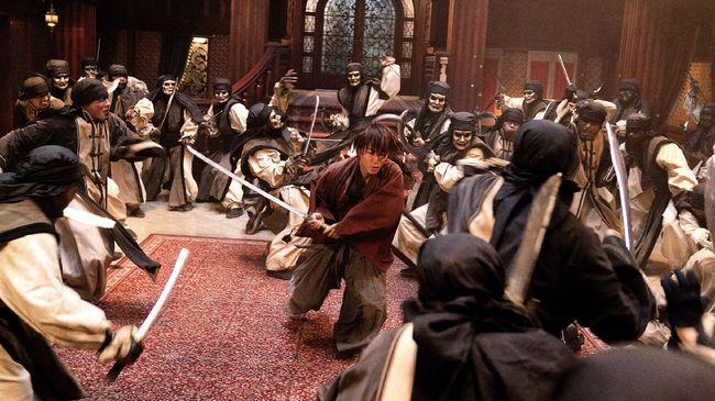 Rurouni Kenshin: The Final resmi tayang Jumat (18/6) ini di layanan streaming Netflix.