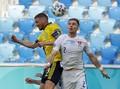Swedia vs Slovakia Imbang di Babak Pertama Euro 2020