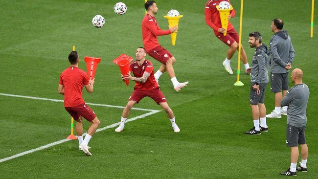 Belanda kemungkinan mengubah komposisi pemain menghadapi melawan Makedonia Utara di penyisihan Grup C Euro 2020 (Euro 2021).