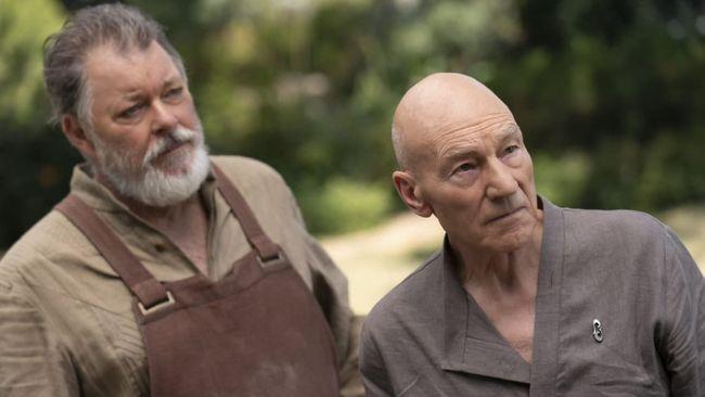 Musim kedua serial Star Trek: Picard resmi diumumkan tayang pada 2022. Serial ini fokus pada karakter Picard.