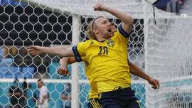 Jadwal Euro 2020: Swedia vs Polandia