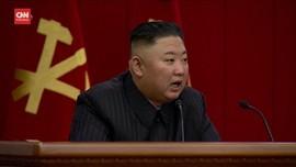 VIDEO: Rapat Kim Jong-un Atur Taktik Konfrontasi dengan AS