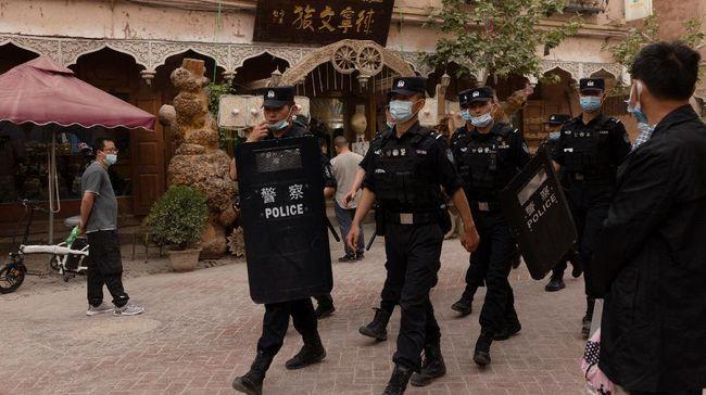 Lebih dari 40 negara mengutarakan kekhawatiran mereka mengenai kondisi HAM yang dilakukan pemerintah China di Xinjiang, Hong Kong, dan Tibet.