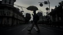 Fenomena Surya Pethak, Cuaca Buat Menggigil Belum Terjadi