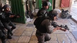 Bentrok dengan Warga Israel, Pria Palestina Tewas Tertembak