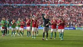 Euro 2020: Hungaria Rapatkan Pertahanan saat Lawan Jerman