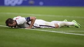 Harry Kane, Top Skor Piala Dunia yang Melempem di Euro