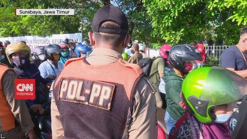 VIDEO: Menjaga Keselamatan Petugas Penyekatan