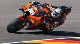 FOTO: Oliveira Kalahkan Quartararo di Latihan MotoGP Jerman