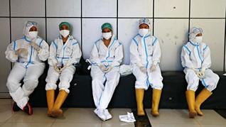 Pencairan Dana PEN Buat Kesehatan Minim saat Covid-19 Naik