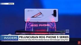 VIDEO: Peluncuran ROG Phone 5 Series