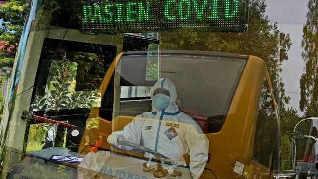 Jawa Tengah menjadi provinsi terbanyak kasus penularan virus corona varian Delta dengan jumlah 80 kasus.