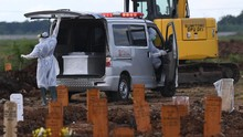 Rangkuman Covid: DKI Pecah Rekor, Saran Lockdown Regional