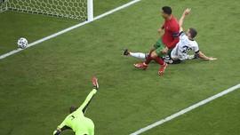 Serangan Balik 17 Detik Ronaldo Awal Kebangkitan Jerman